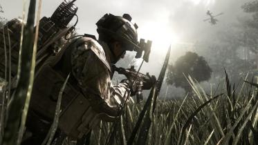 CoD Ghosts screenshot