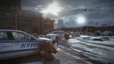 Tom Clancy's The Division screenshot