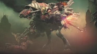 Warhammer 40k Dawn of War 3 screenshot