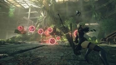 Nier: Automata screenshot