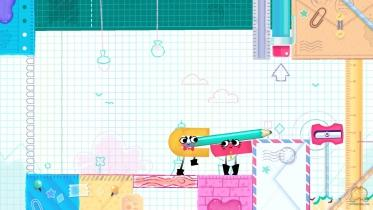 Snipperclips screenshot