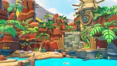 Super Lucky's Tale screenshot