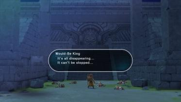 LOST SPHEAR screenshot