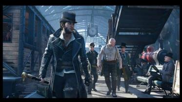 Assassin's Creed Syndicate screenshot