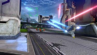 StarFox Zero screenshot