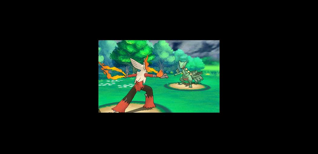 Pokemon omega ruby screenshot