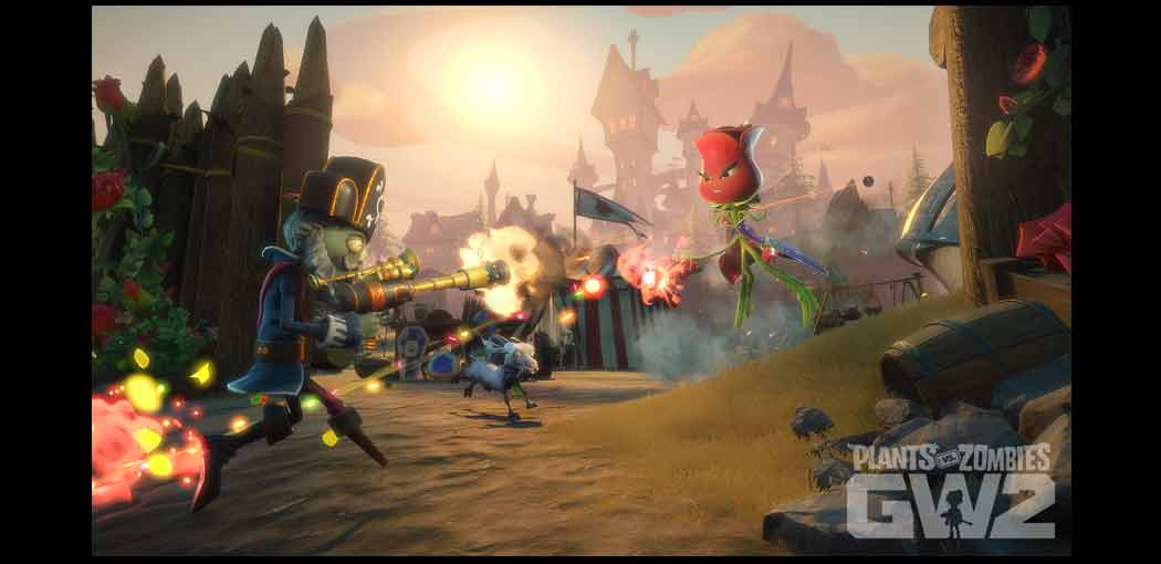 Plants vs Zombies Garden Warfare 2 screenshot
